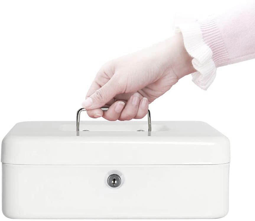 MÜHLEN Cash Box CB250 Büyük Boy Taşınabilir Para Çekmecesi 5