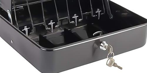 MÜHLEN Cash Box CB300 Fonksiyonel Taşınabilir Para Çekmecesi 11