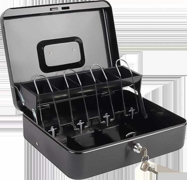 MÜHLEN Cash Box CB300 Fonksiyonel Taşınabilir Para Çekmecesi 2