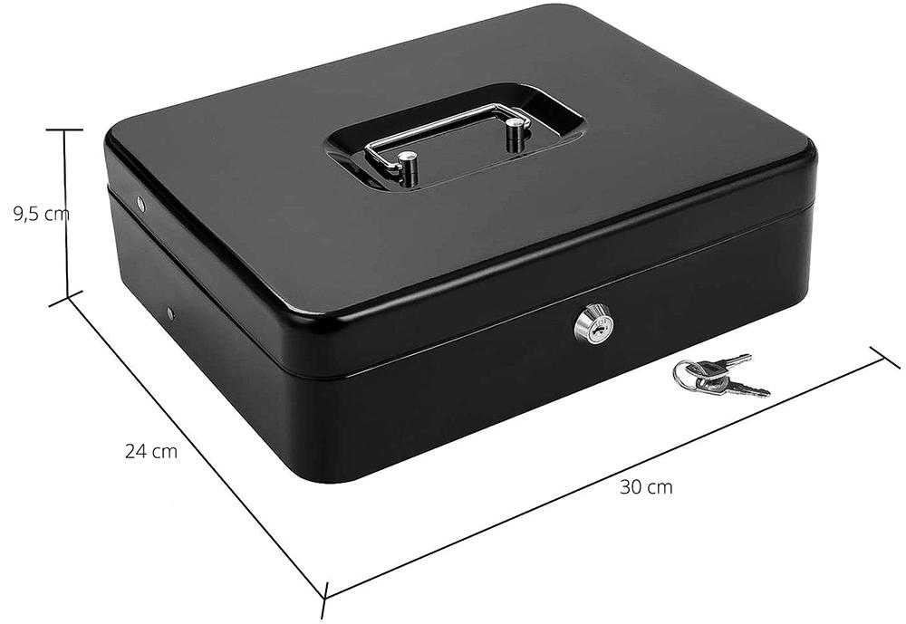 MÜHLEN Cash Box CB300 Fonksiyonel Taşınabilir Para Çekmecesi 4