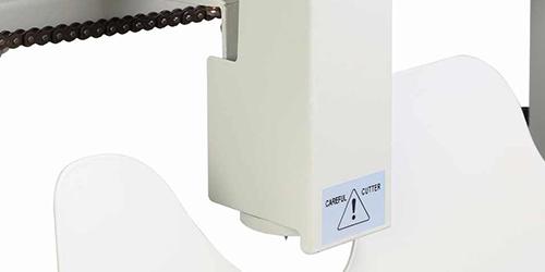 MÜHLEN TCM 77 Tam Otomatik Tutkallı Isısal Ciltleme Makinesi 10