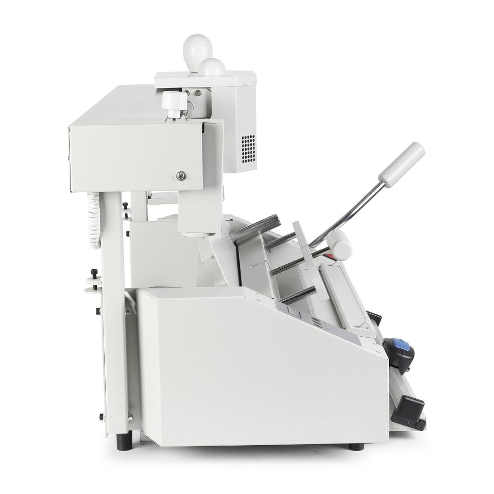 MÜHLEN TCM 77 Tam Otomatik Tutkallı Isısal Ciltleme Makinesi 2